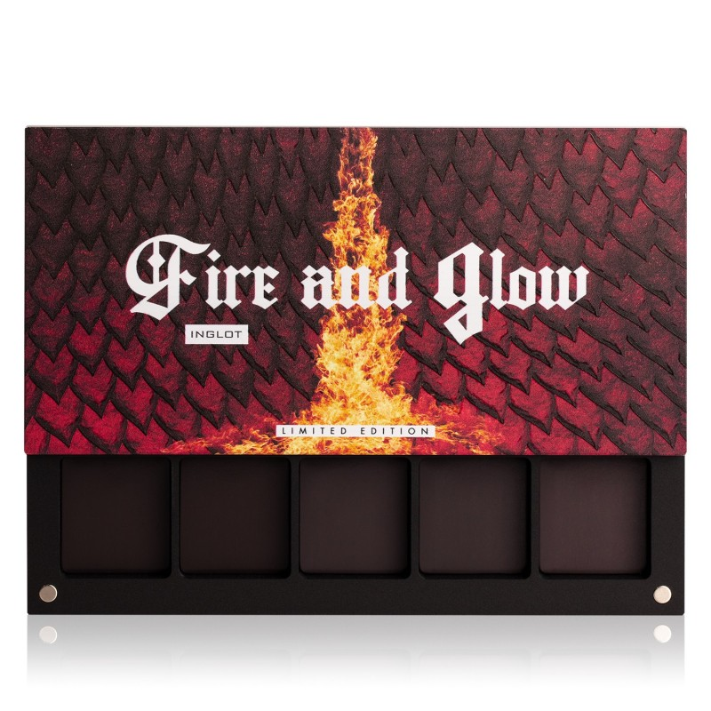 Paleta FIRE AND GLOW FREEDOM SYSTEM [10]