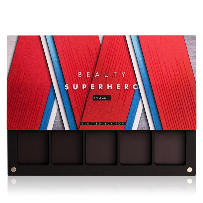Paleta BEAUTY SUPERHERO FREEDOM SYSTEM [10]