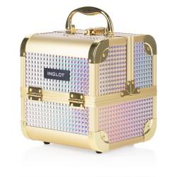Kufer kosmetyczny Ice Cube Mini Holographic Silver (MB152M K105-7H) icon