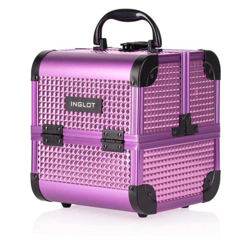Kufer kosmetyczny Ice Cube Mini Pinky Purple (MB152M K105-18HB)