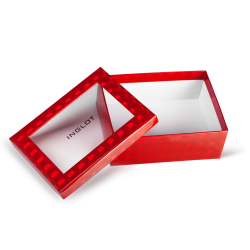 Pudełko czerwone