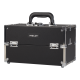 Kufer kosmetyczny klasyczny czarny (KC-M29)