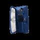 Kosmetyczka niebiesko-srebrna (R23676B)