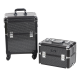 Kufer kosmetyczny stone black (KC-TR002-STB)