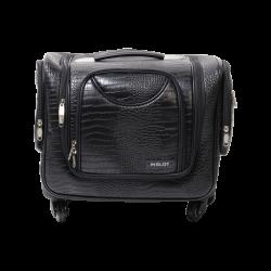 Kufer kosmetyczny o wzorze skóry krokodyla (KC-P36)