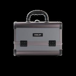 Kufer kosmetyczny szary mały (W01G)