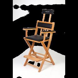 Krzesło do wizażu (KC-ING01) BROWN