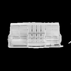 Akrylowy organizer kosmetyczny (KC-A118)