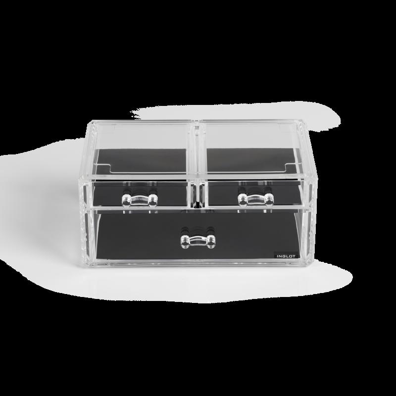 Akrylowy organizer kosmetyczny (KC-A406)