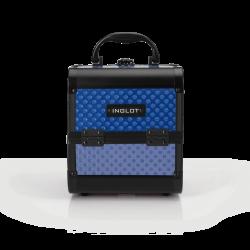 Kufer Kosmetyczny Mini Holographic Drops Blue (MB152M Blue Shade)
