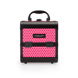 Kufer Kosmetyczny Mini Teardrop Pink (MB152M Fan7)