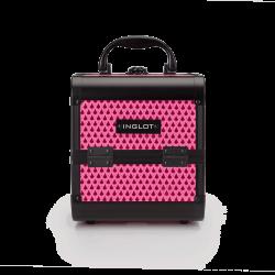 Kufer Kosmetyczny Mini Teardrop Fuchsia (MB152M Fan5)