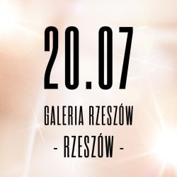 Makijaż dla GlowGirl - 20.07.2018  (Rzeszów - Galeria Rzeszów City)