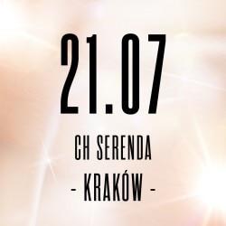 Makijaż dla GlowGirl - 21.07.2018  (Kraków - Serenada)