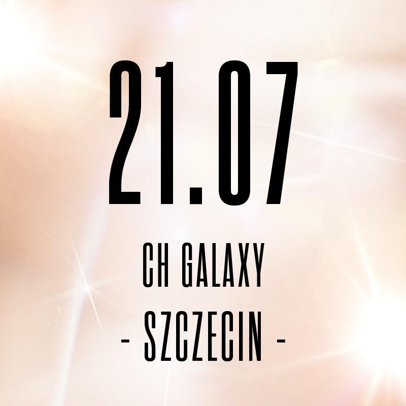 Makijaż dla GlowGirl - 21.07.2018  (Szczecin - Galaxy)